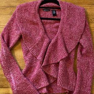 Moda International cardigan sweater